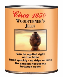 Circa 1850<br>Woodturner&#x0027;s Jelly