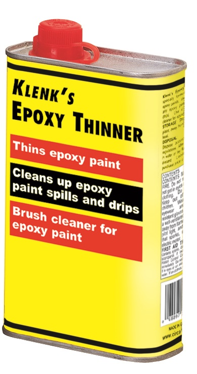 Klenk's<br>Epoxy Thinner