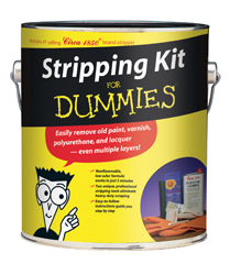 Circa 1850<br>Stripping Kit for Dummies
