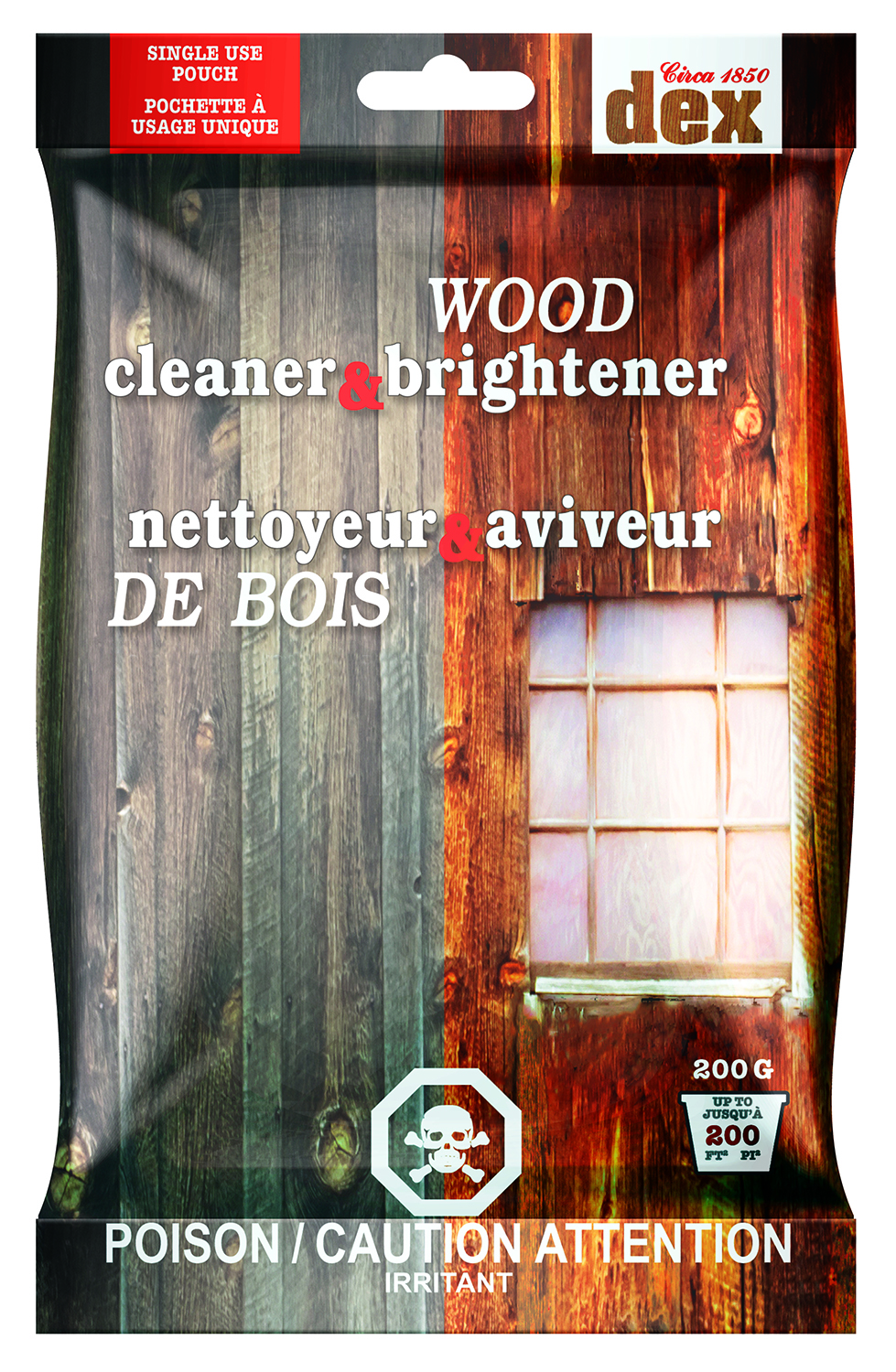 Circa 1850 DEX<br>Wood Cleaner & Brightener