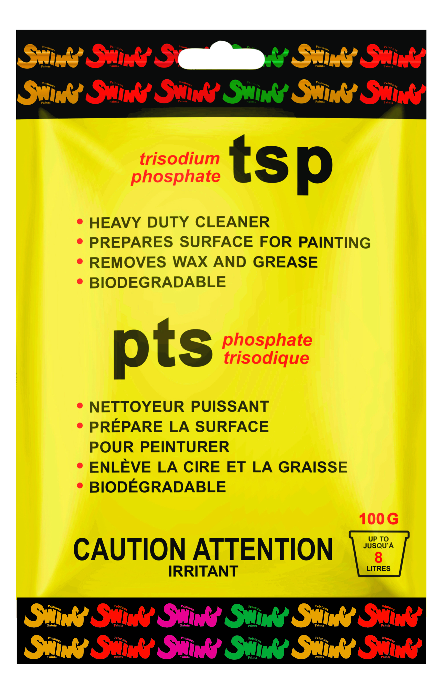 Swing<br>TSP Powder