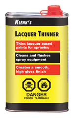 Klenk&#x0027;s<br>Lacquer Thinner