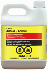 Klenk&#x0027;s<br>Acetone